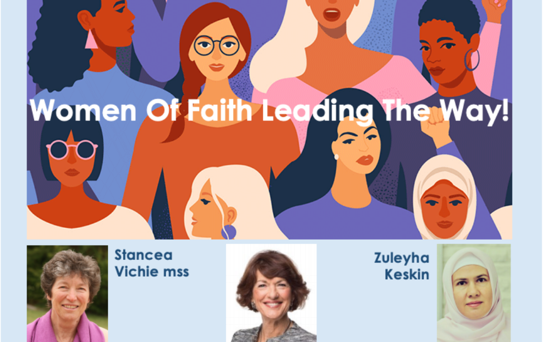 Women of Faith Leading the Way – with Geraldine Doogue