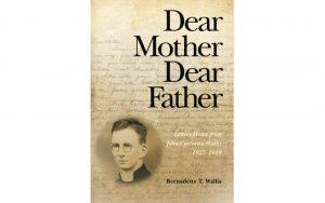 Book cover for Dear Mother Dear Father John Corcoran Wallis
