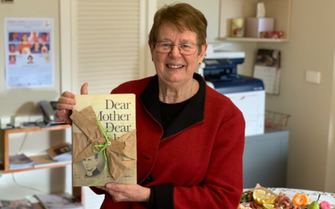 Madonna King reflects on Father John Wallis at book launch
