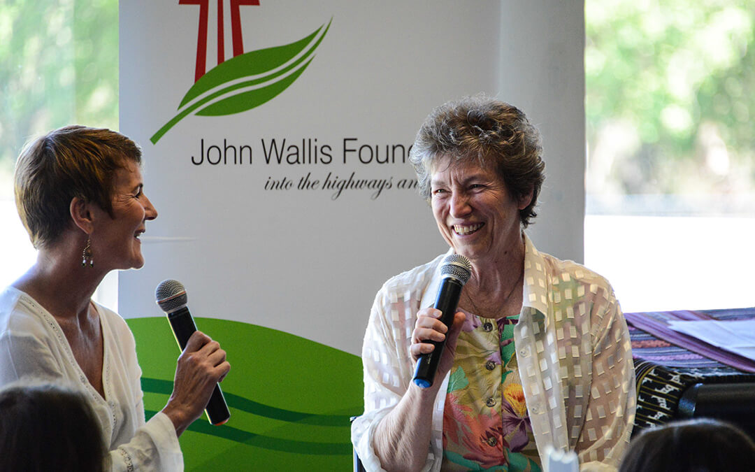 10-year anniversary of commencement of The John Wallis Foundation