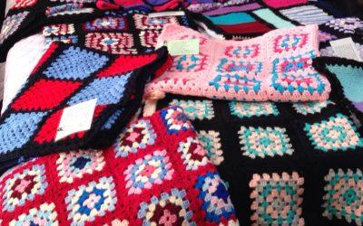 Warming hearts with handmade rugs