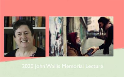 2020 John Wallis Memorial Lecture encourages communities of encounter