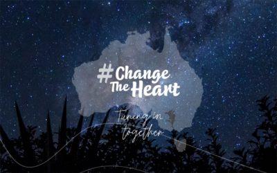 National prayer service to #ChangeTheHeart, 25 January