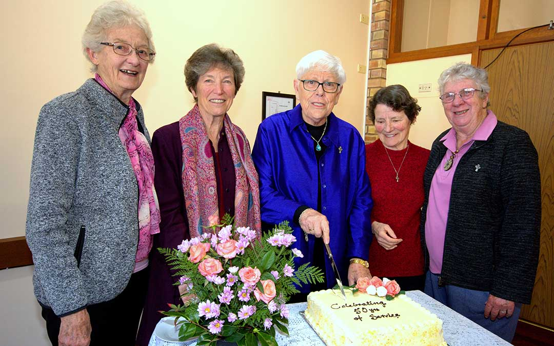 MSS celebrate 50 years of service in Port Pirie Diocese