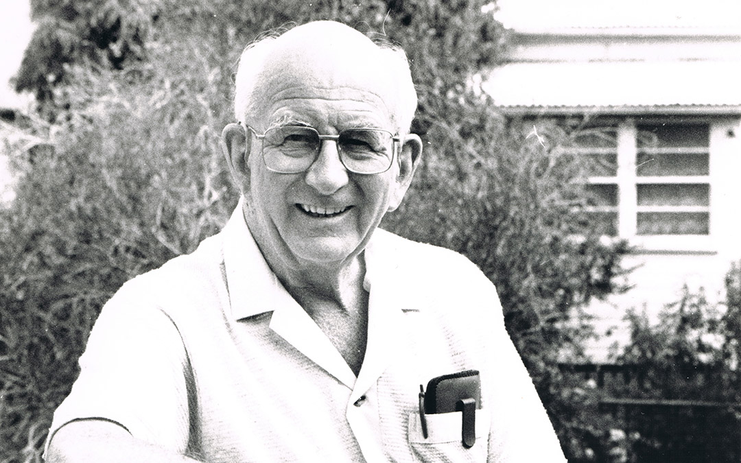 Remembering Fr John Wallis 20 years on from his death